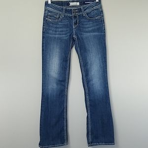 Vigoss Collection Fit/Bootcut Jeans | Size 3